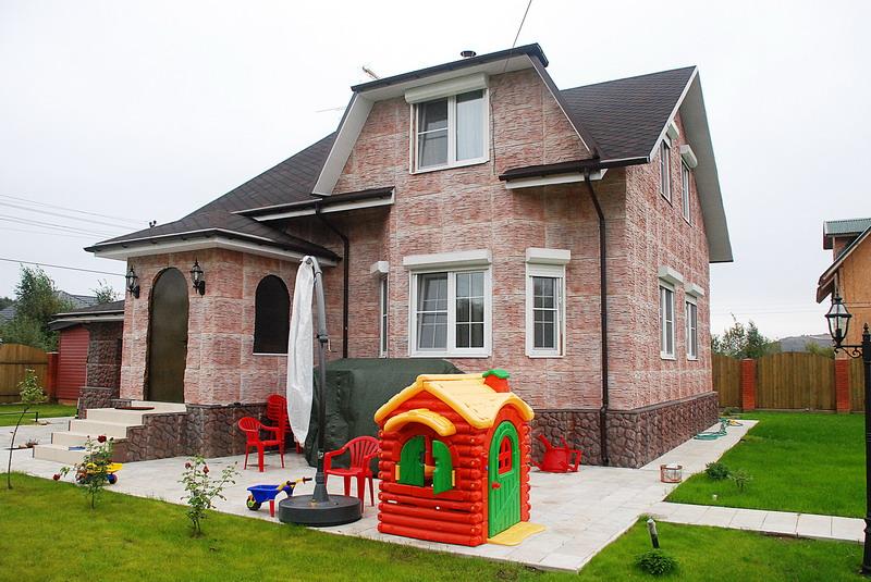 Без шума и пыли...фасад и цоколь вашего дома! в ставрополе /.